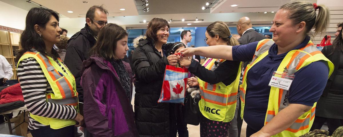 Canada Isn't Going to Say Sorry for Missing Its Syrian Refugee Target