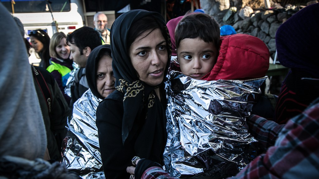 The Year Europe Buckled Under the Biggest Refugee Crisis Since World War II