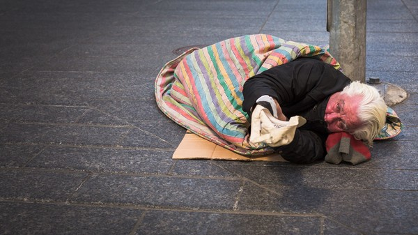 Canada Is Counting the Country's Homeless for the First Time
