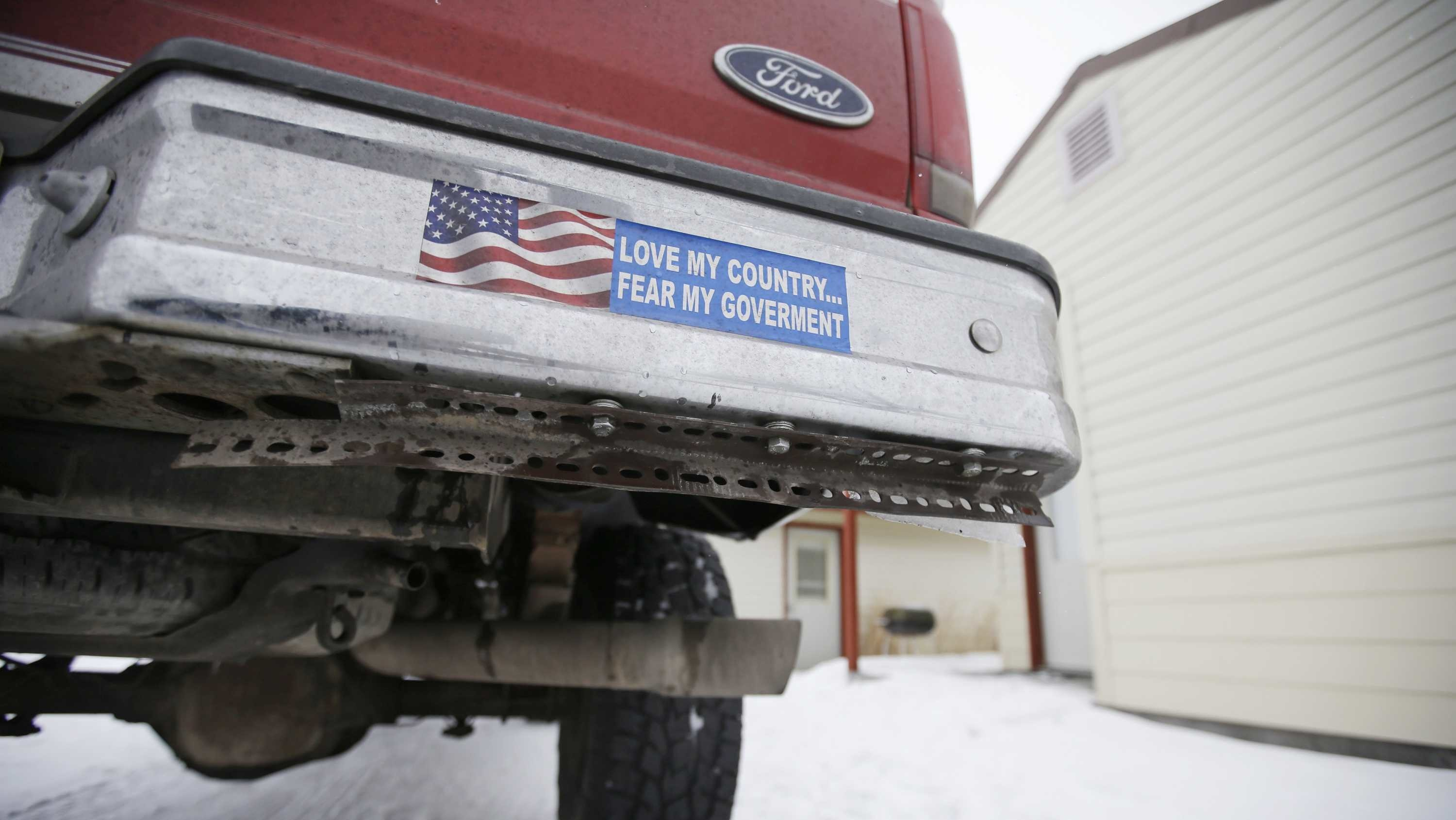 Here's What the Oregon Occupiers and the GOP Presidential Candidates Agree On