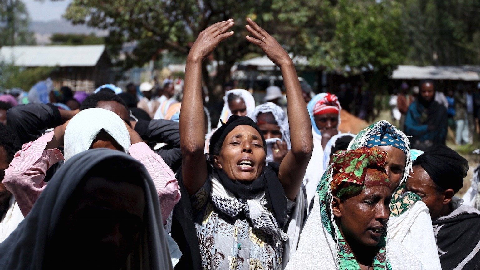 Death Toll Rises to 140 in Ethiopia Protests Against Urban Expansion