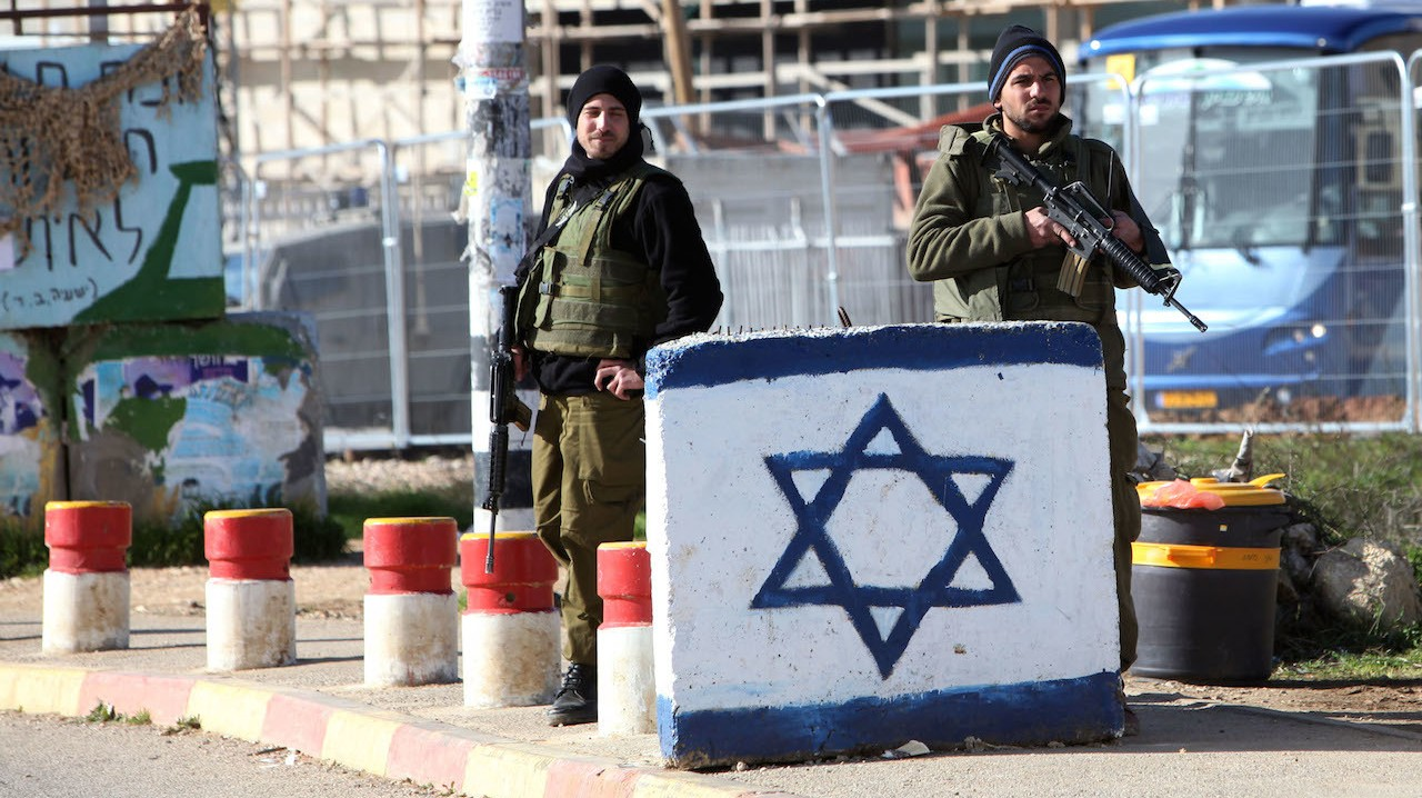 Israel Shoots Dead Four Palestinians Following Attempted Stabbings
