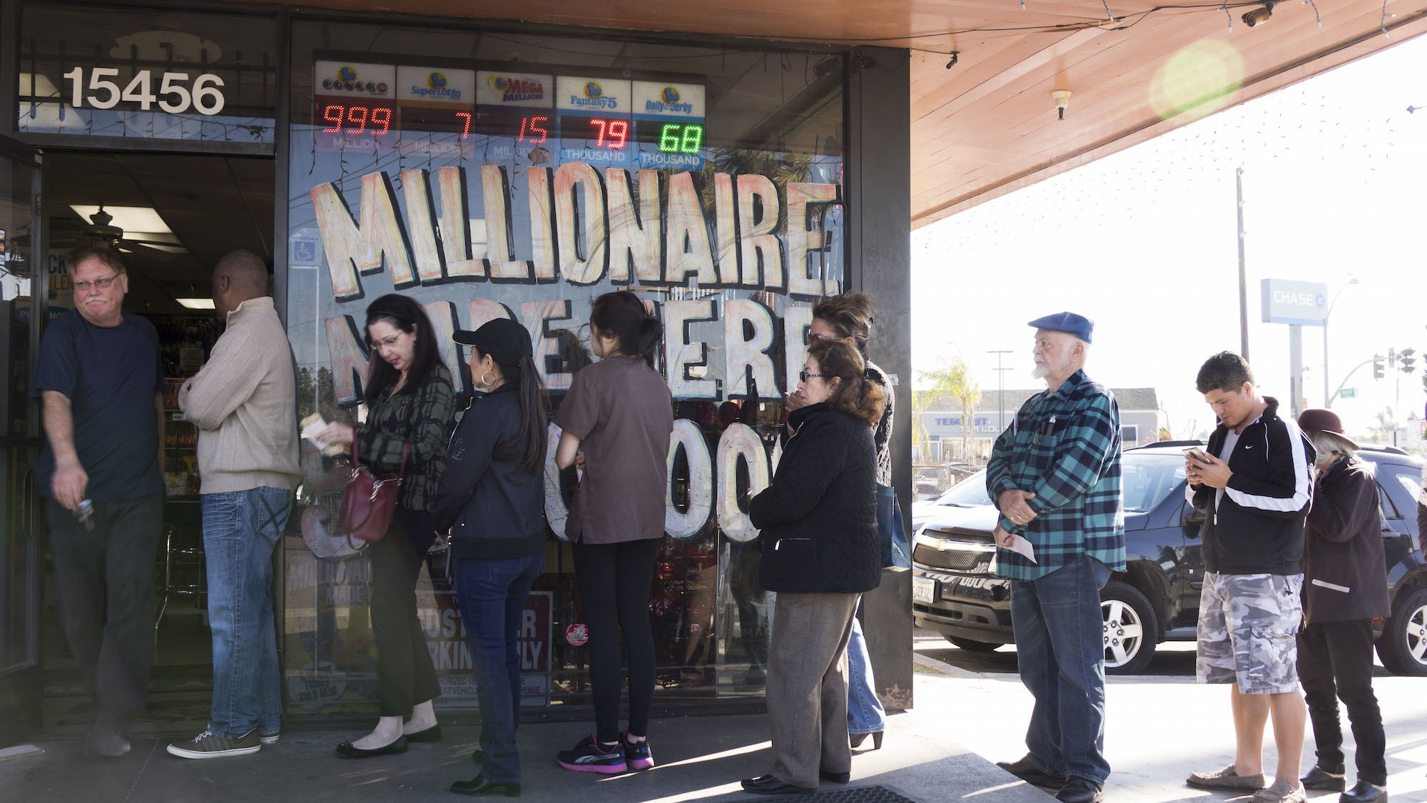 Here's What Happens to the Billions of Powerball Dollars