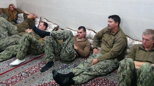 The American Sailors Held by Iran Have Been Released After the US 'Apologized,' Says Iran