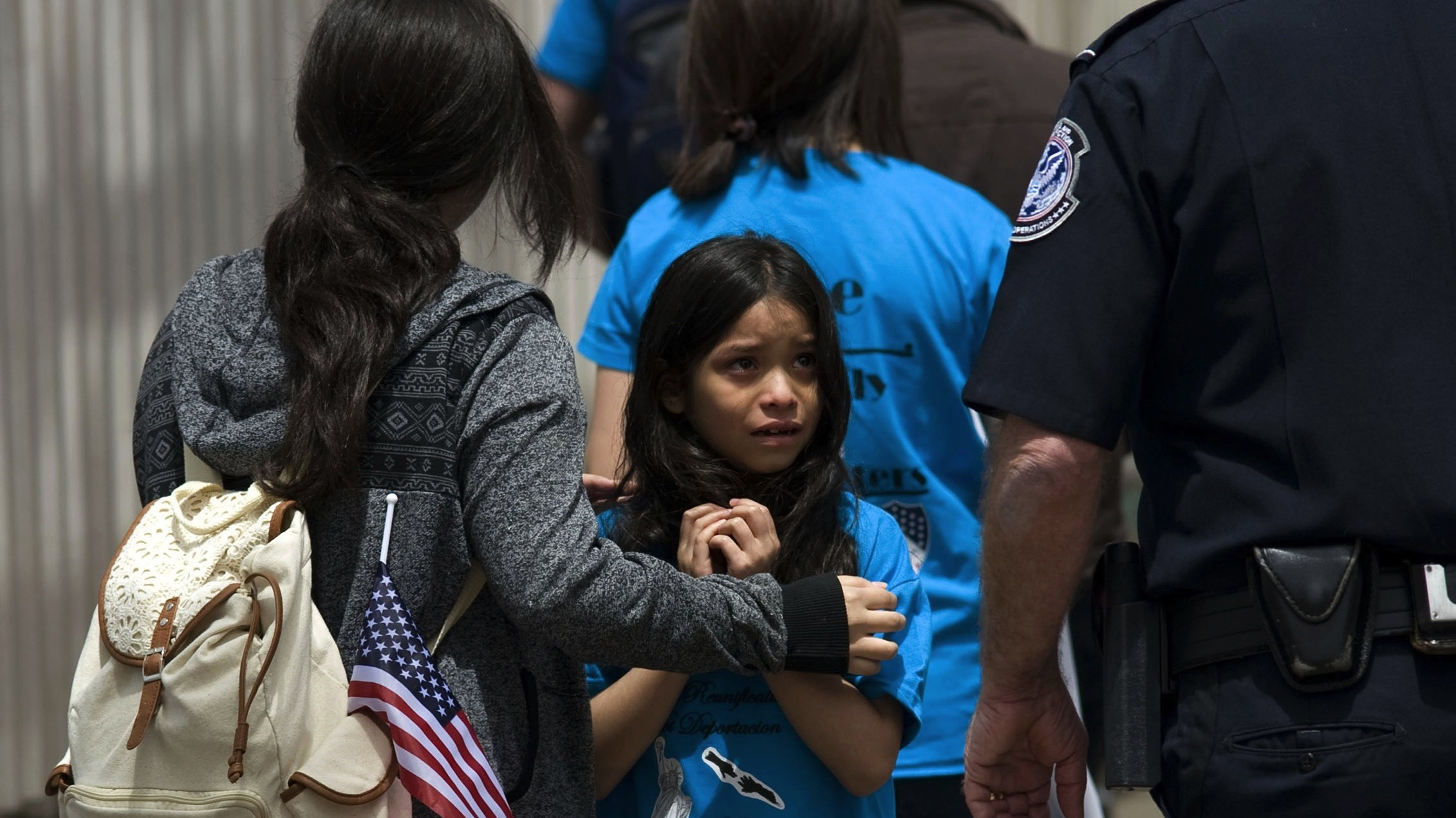 US Admits Some Families It Rounded Up for Deportation Could Qualify for Asylum