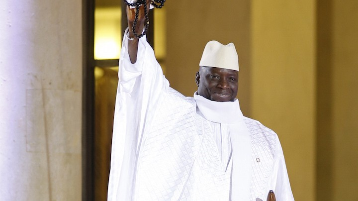 Gambia's President Revokes Headscarf Order For Female Government Employees