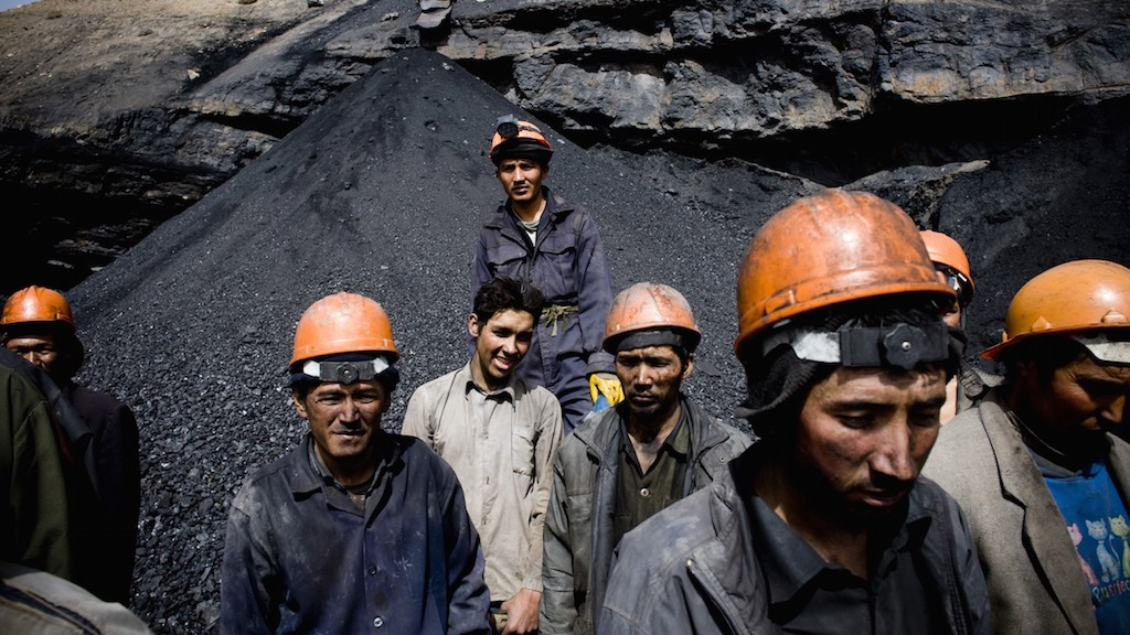 The US Bet Half A Billion Dollars That Mining Would Save the Afghan Economy. It Didn't.