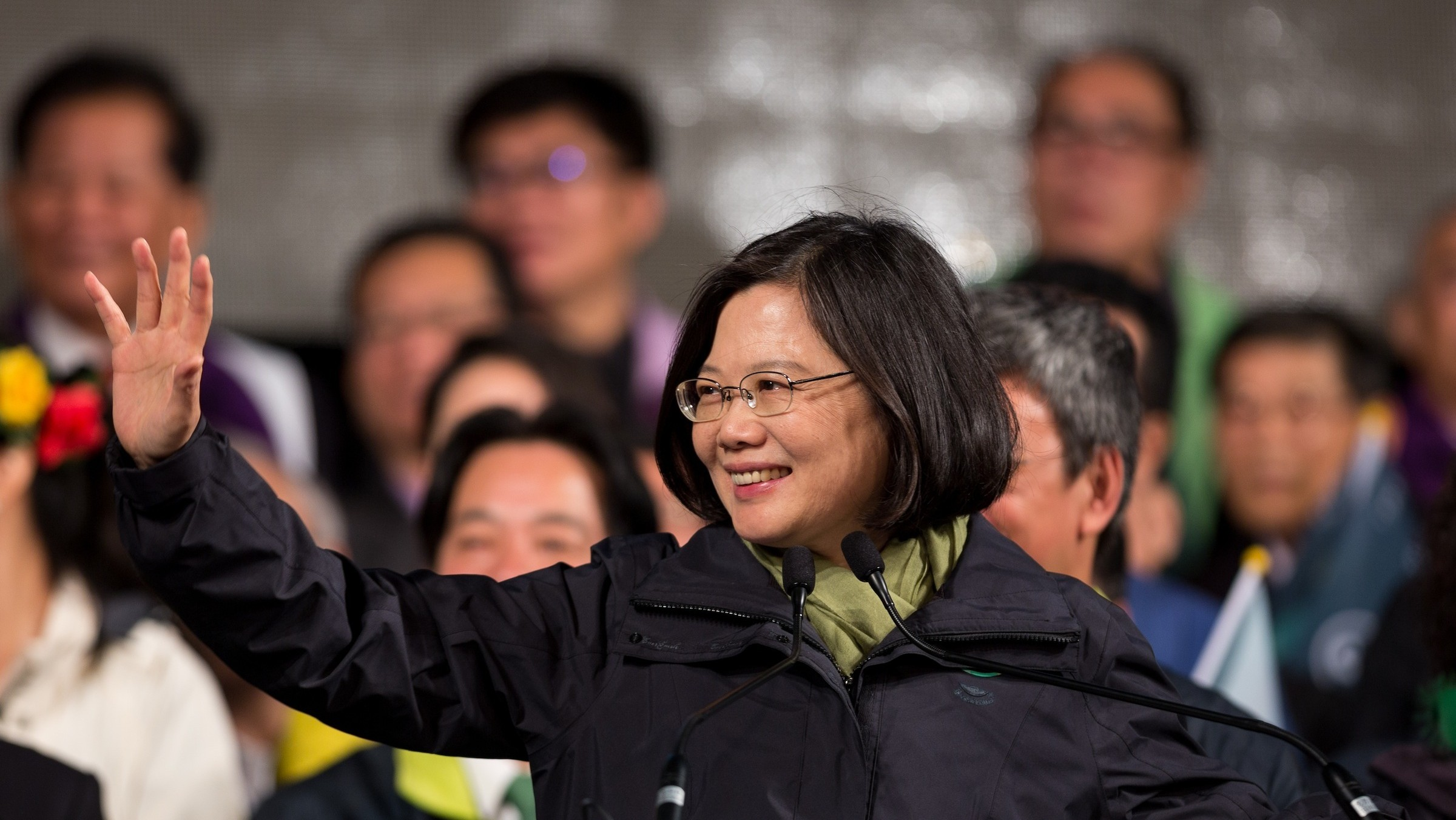 Taiwan Just Elected Its First Female President — And Now She Has to Deal With China