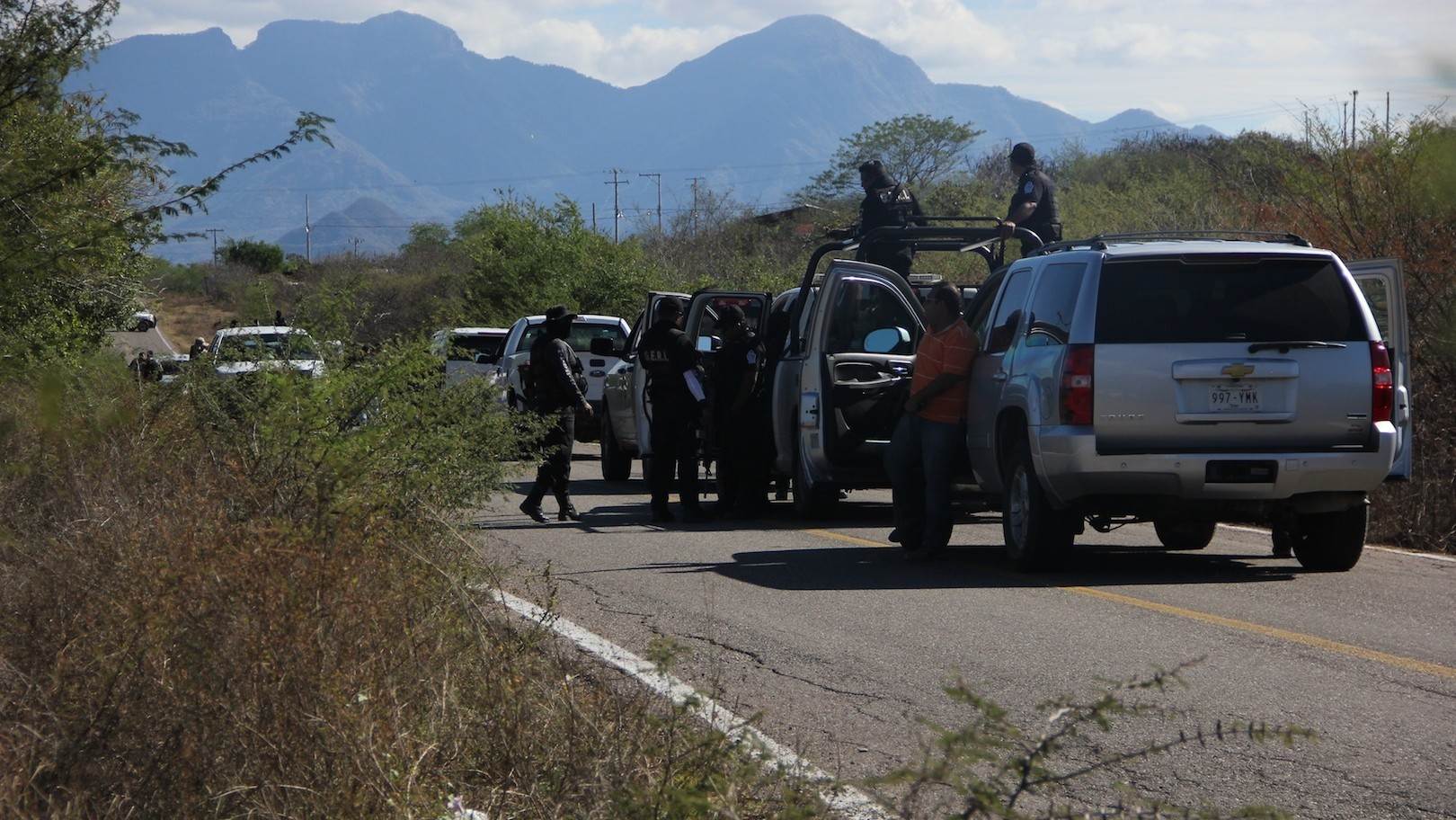 Two Mass Kidnappings in Mexico's Most Violent State End With the Victims Being Released