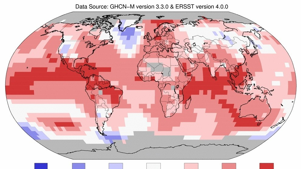 Here's the Most Detailed Picture Yet of How Much the World's Oceans Are Warming