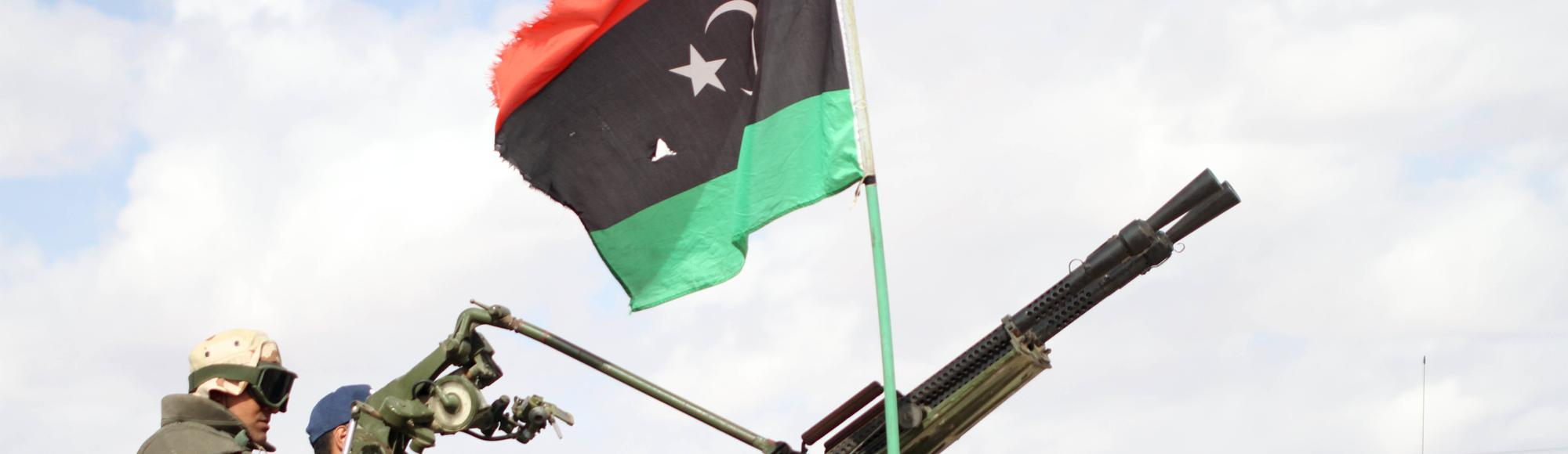 Libya's Peace Process Moves Forward — But So Does the Islamic State