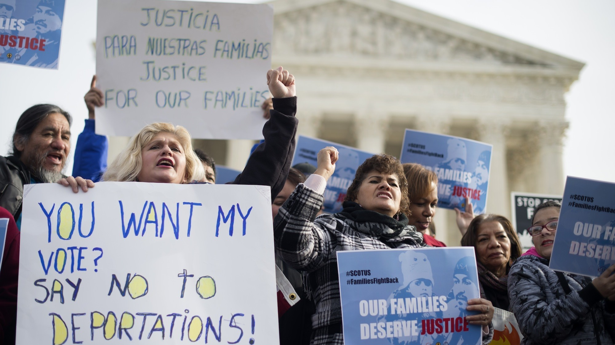 The Supreme Court Will Determine the Fate of Millions of Undocumented Immigrants