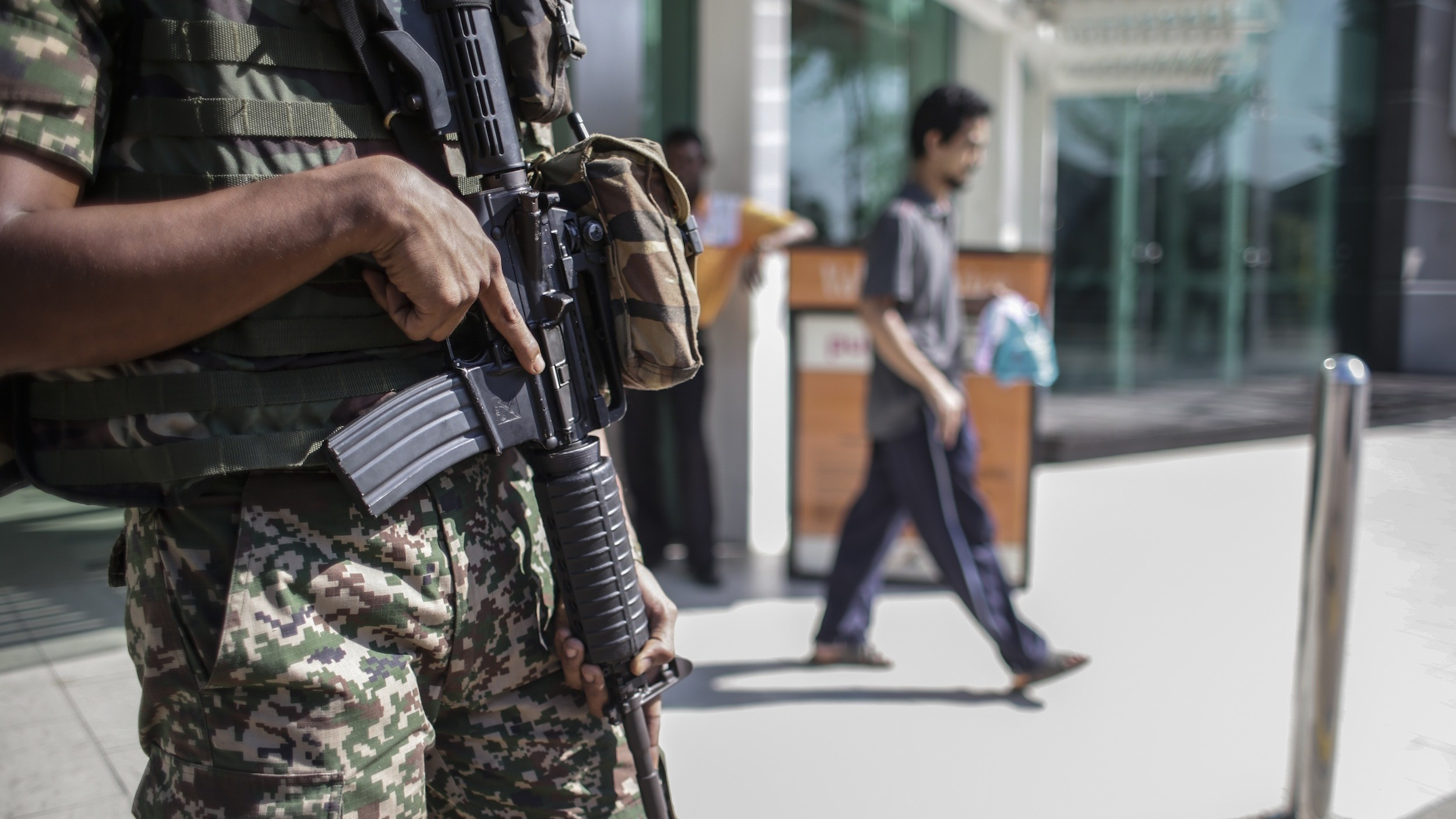 Malaysia Busts Islamic State Cell That Was Plotting Attack With Orders From Syria