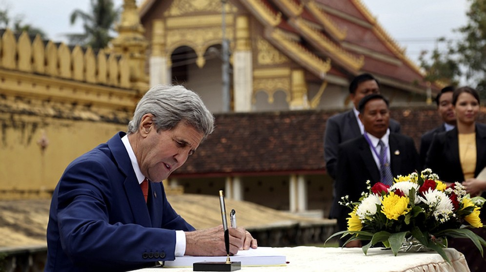 John Kerry Must Balance Trade Deals and Human Rights on Asian Tour