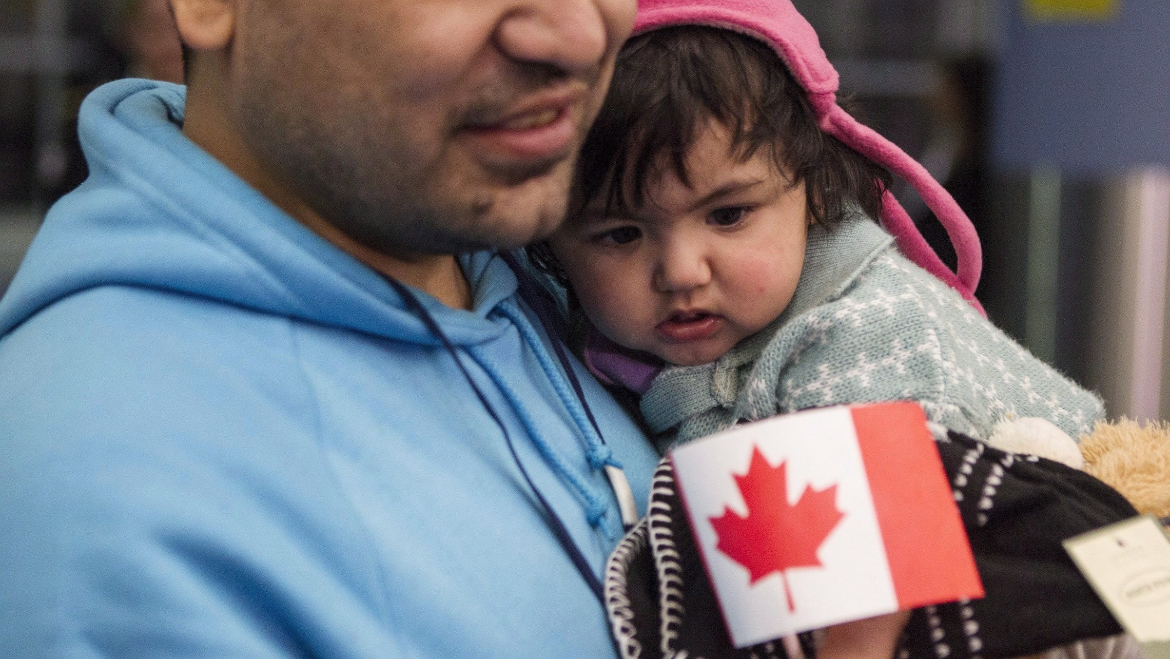 The Government Can't House Syrian Refugees Fast Enough, So Canadians Want to Help