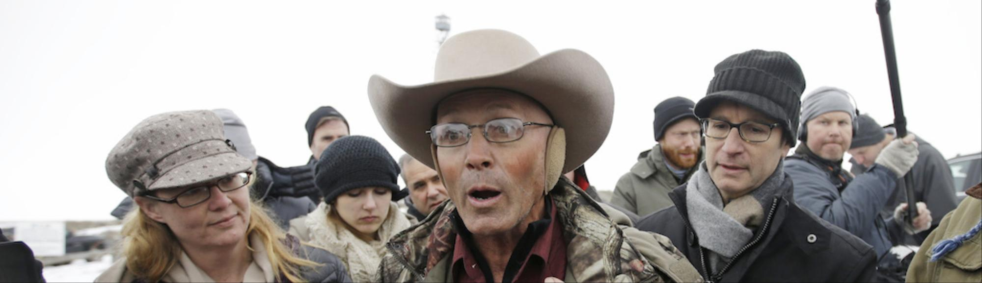 The Oregon Militia Spokesman Has Been Killed and Its Leaders Detained After FBI Confrontation