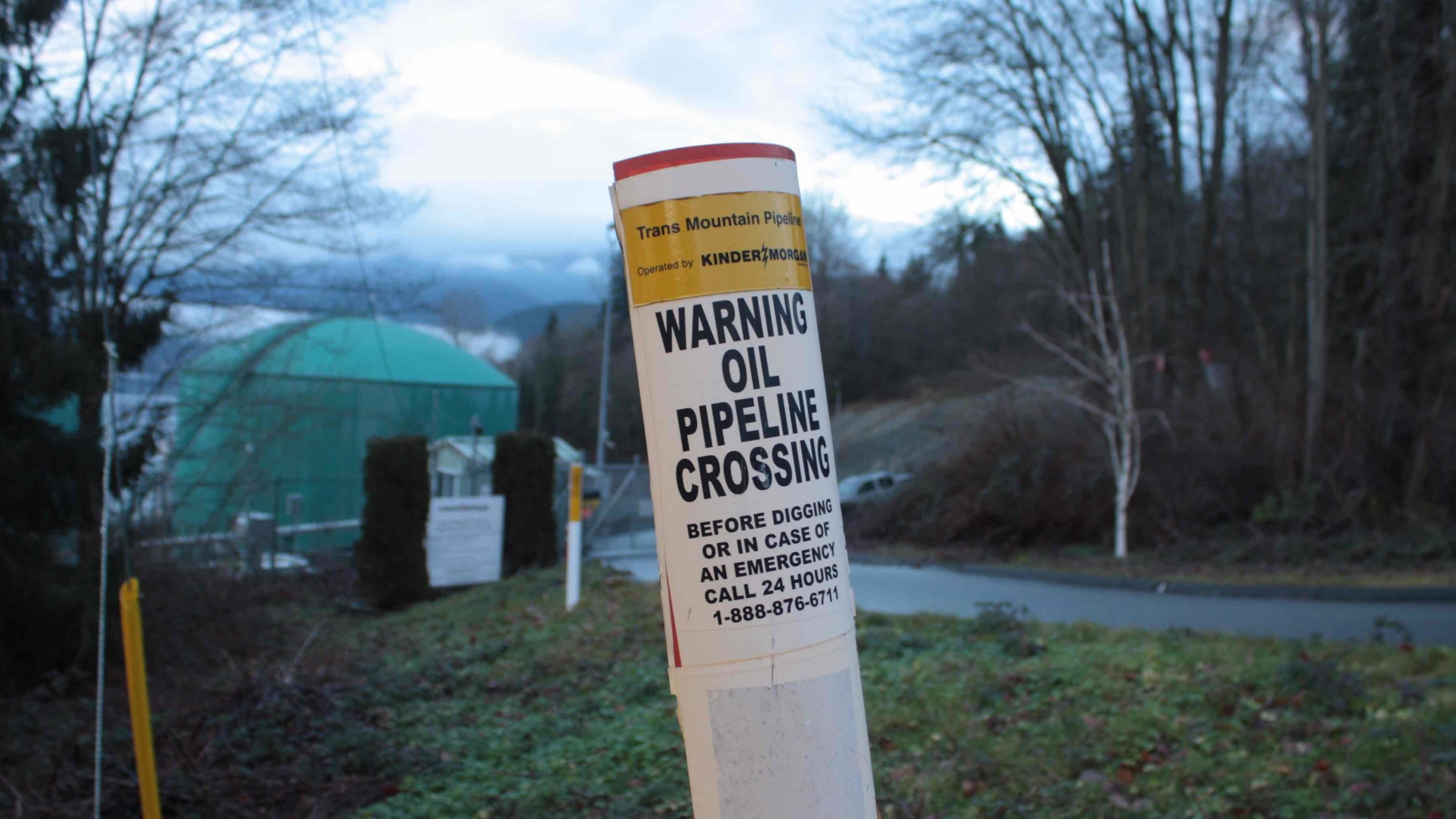 Canadian Pipelines To Face Climate Test Like the One That Killed Keystone XL