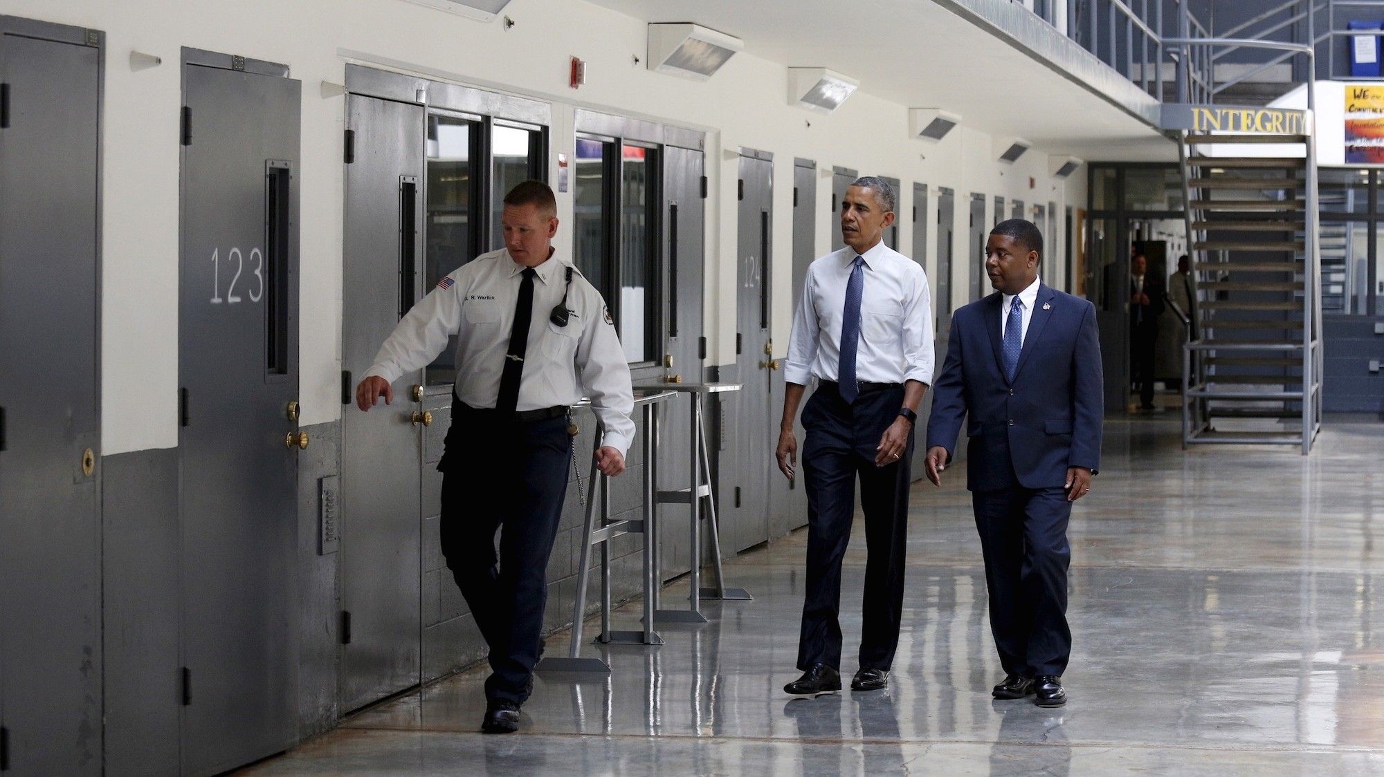 What America's Creeping Criminal Justice Reform Looks Like From the Inside