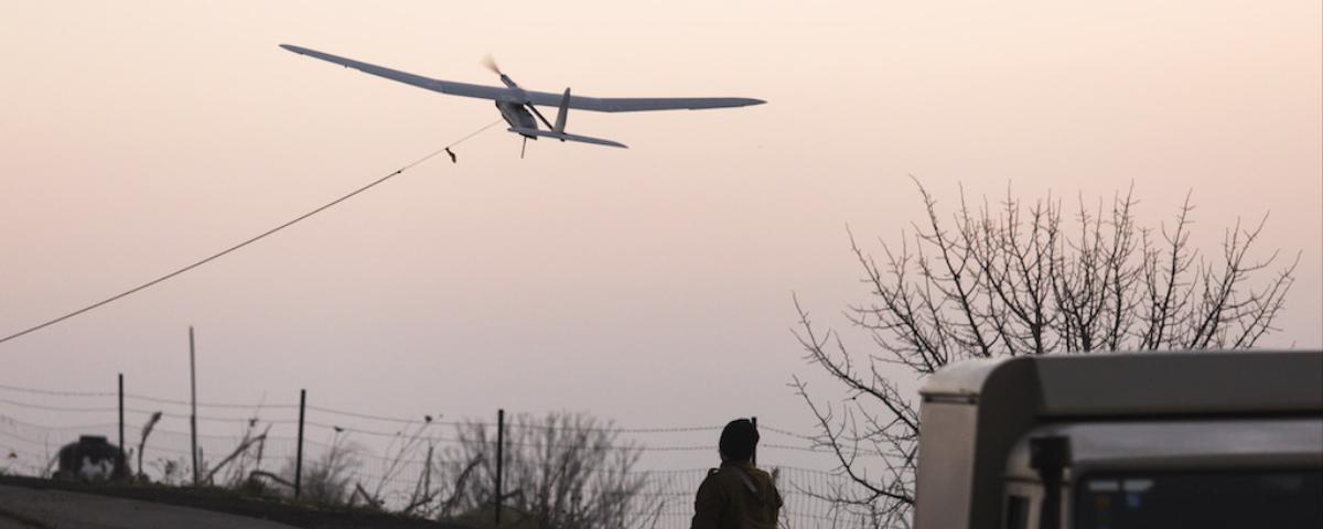 New Snowden Leaks Reveal US and Britain 'Spied on Israeli Drones and Warplanes'