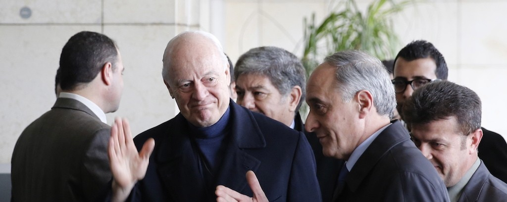 Syrian Peace Talks Are Due to Start Today But No One Knows Who'll Be There