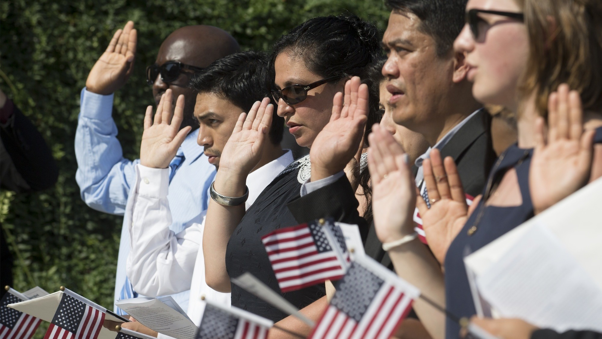 Obama Has Launched a New Effort to Help More Immigrants Become US Citizens