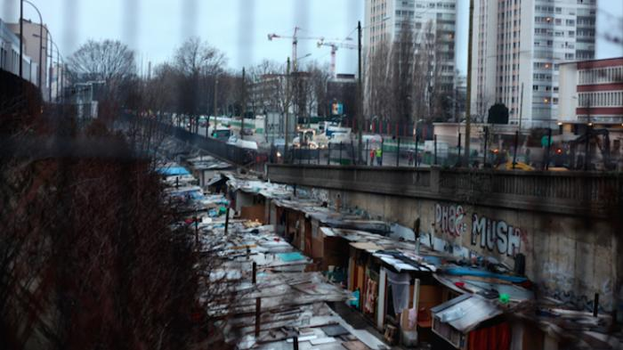 Hundreds of Roma Face Eviction from the Biggest Shantytown in Paris