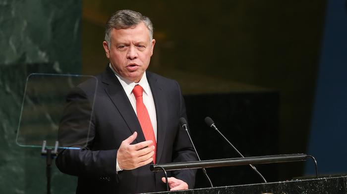 'We Can't Do It Anymore': Jordan's King Abdullah Demands Help on Refugees