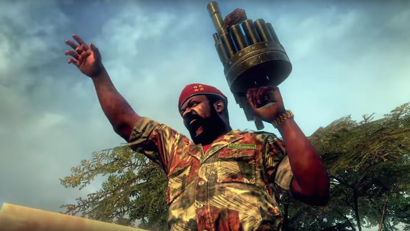 Angolan Rebel Chief's Children Sue 'Call of Duty' Makers for Unflattering Portrayal of Their Dad