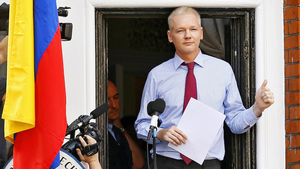 A UN Panel Has Just 'Ruled in Favor' of Julian Assange