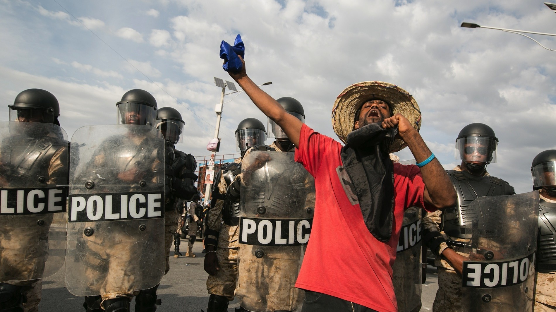 Man Stoned to Death by Angry Protesters as Haiti's Political Crisis Intensifies
