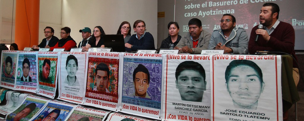 Forensic Study Calls Bullshit on Government's Version in the Missing Mexican Students Case