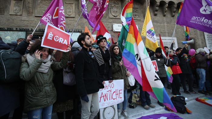 Something Radical May Be Coming to Italy: Same-Sex Partnerships
