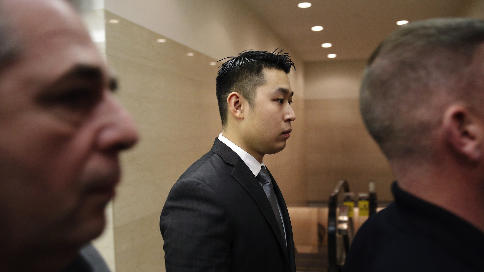 Jury Hears Closing Arguments in Trial of NYPD Officer Involved in Fatal Stairway Shooting