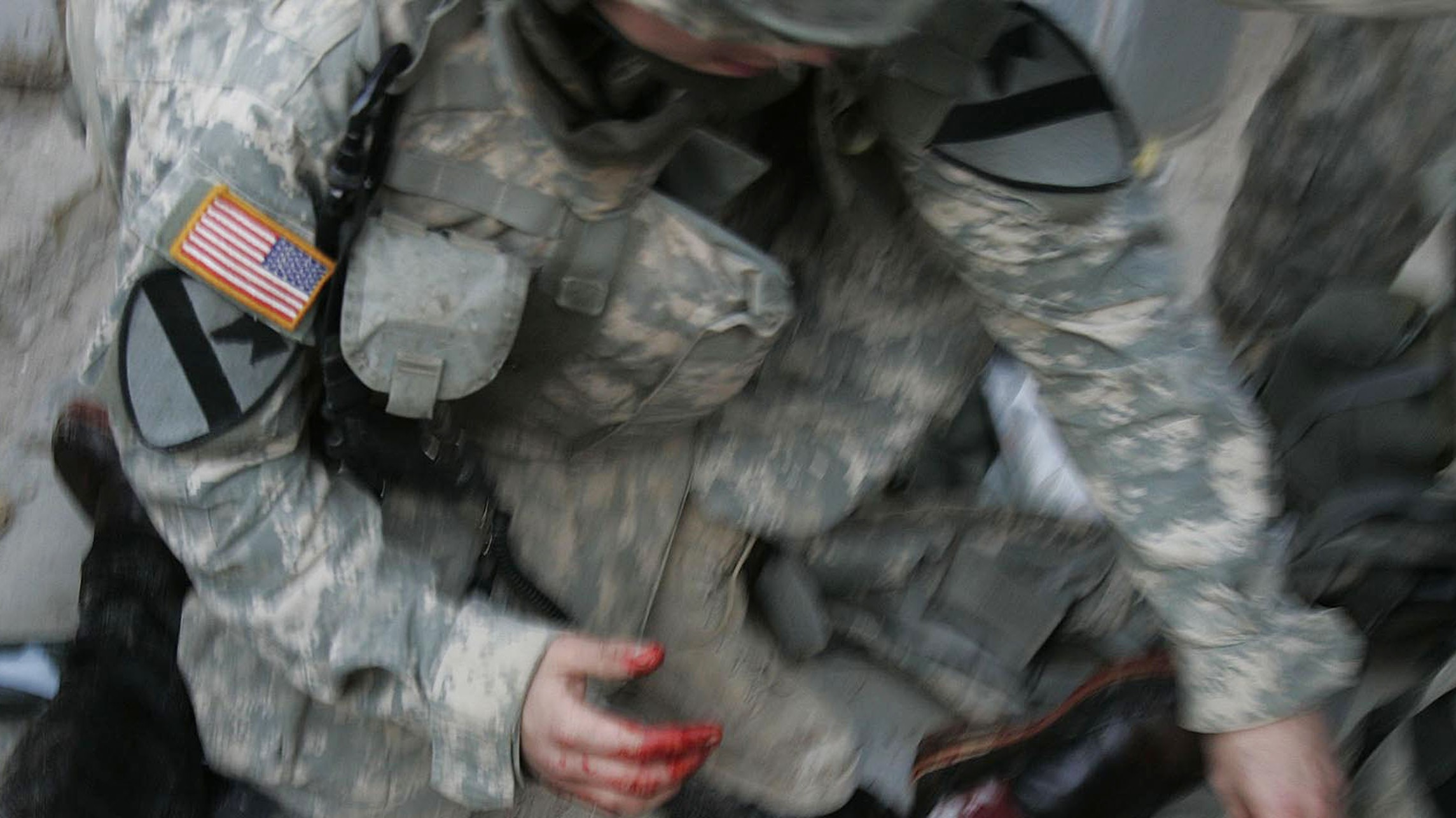 After Being Punished for His Suicide Attempt, a US Veteran Is Fighting for Others with PTSD