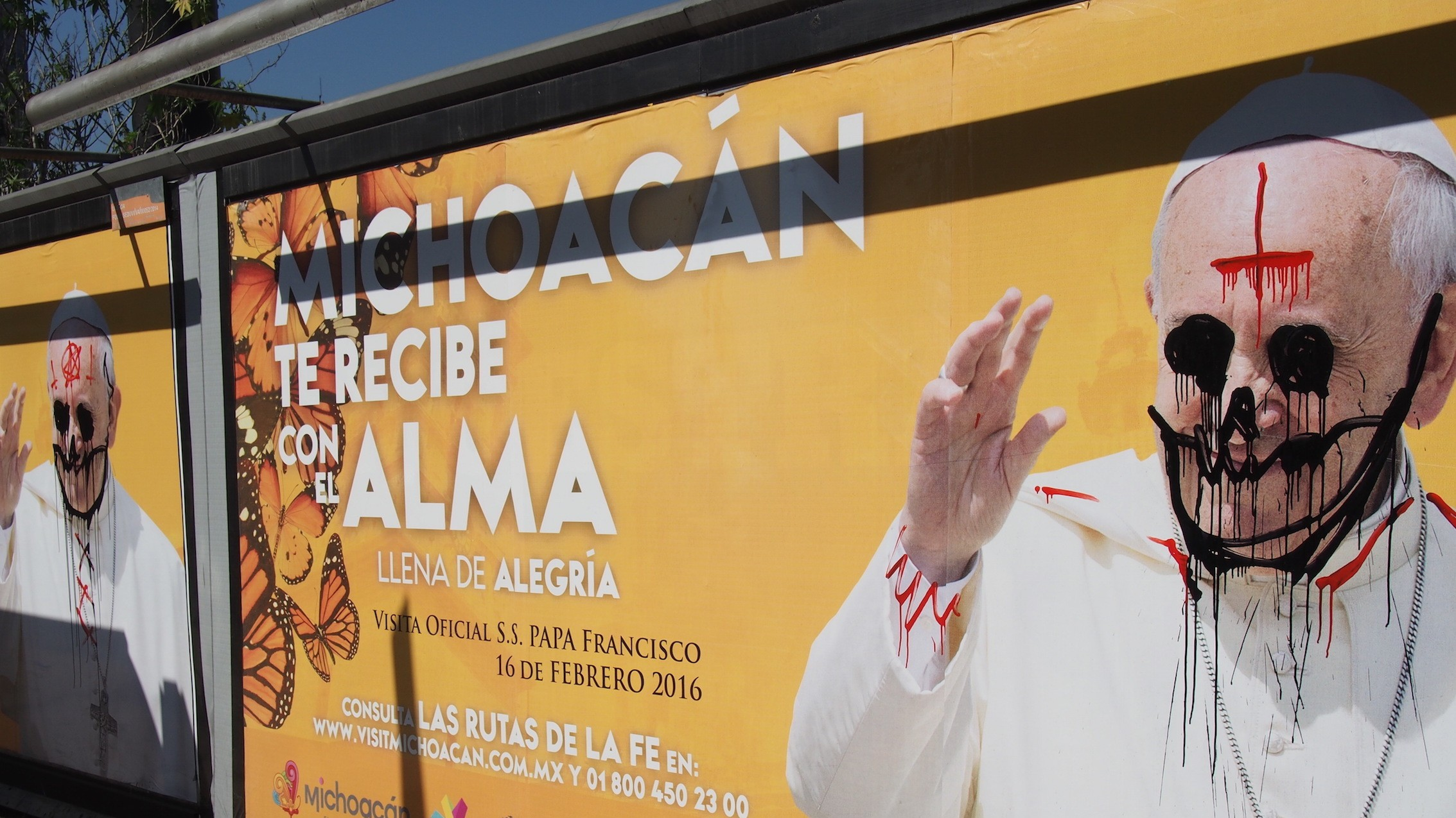 A Narco-Saint, a Death Cult, and a Lost-Cause Apostle Await the Pope in Mexico