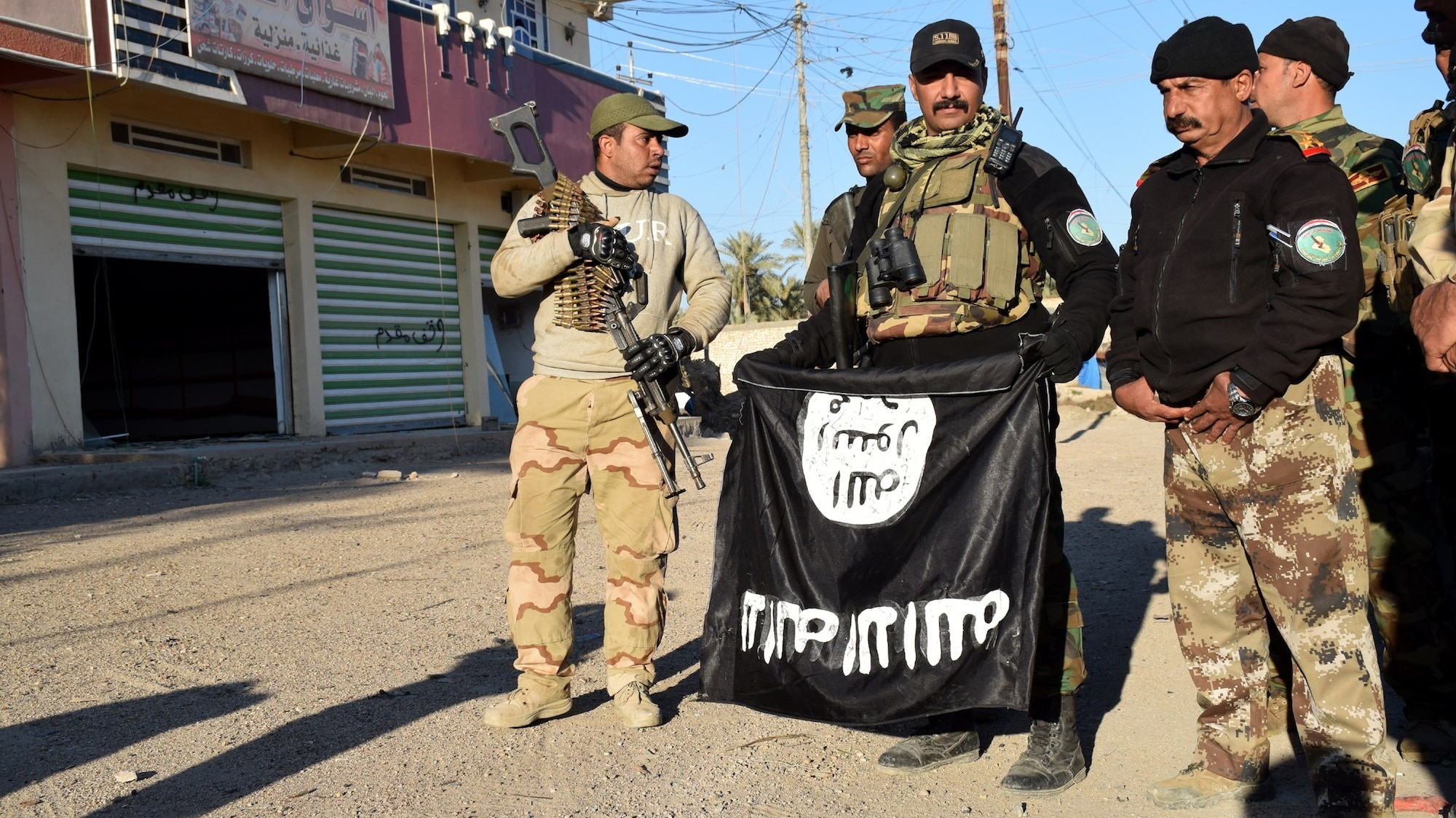 Iraq Claims Major Victory Over the Islamic State: 'All of Ramadi Has Now Been Liberated'