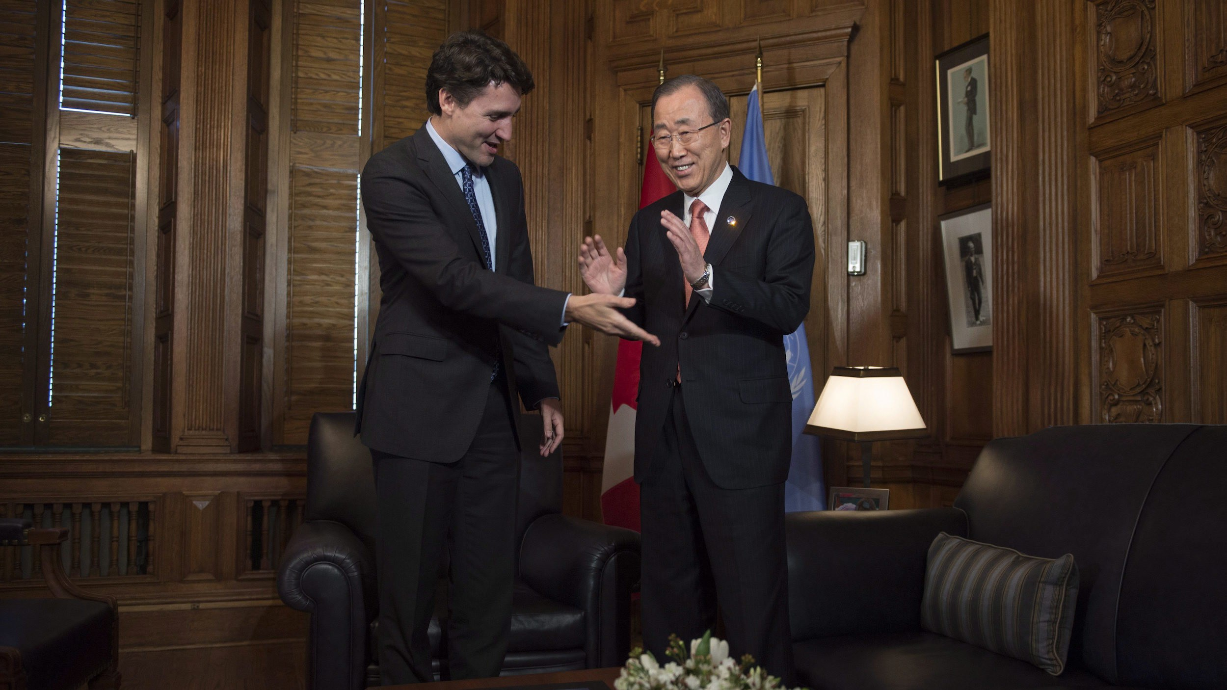 Justin Trudeau Wants Canada's Security Council Seat Back, But It May Take a Decade