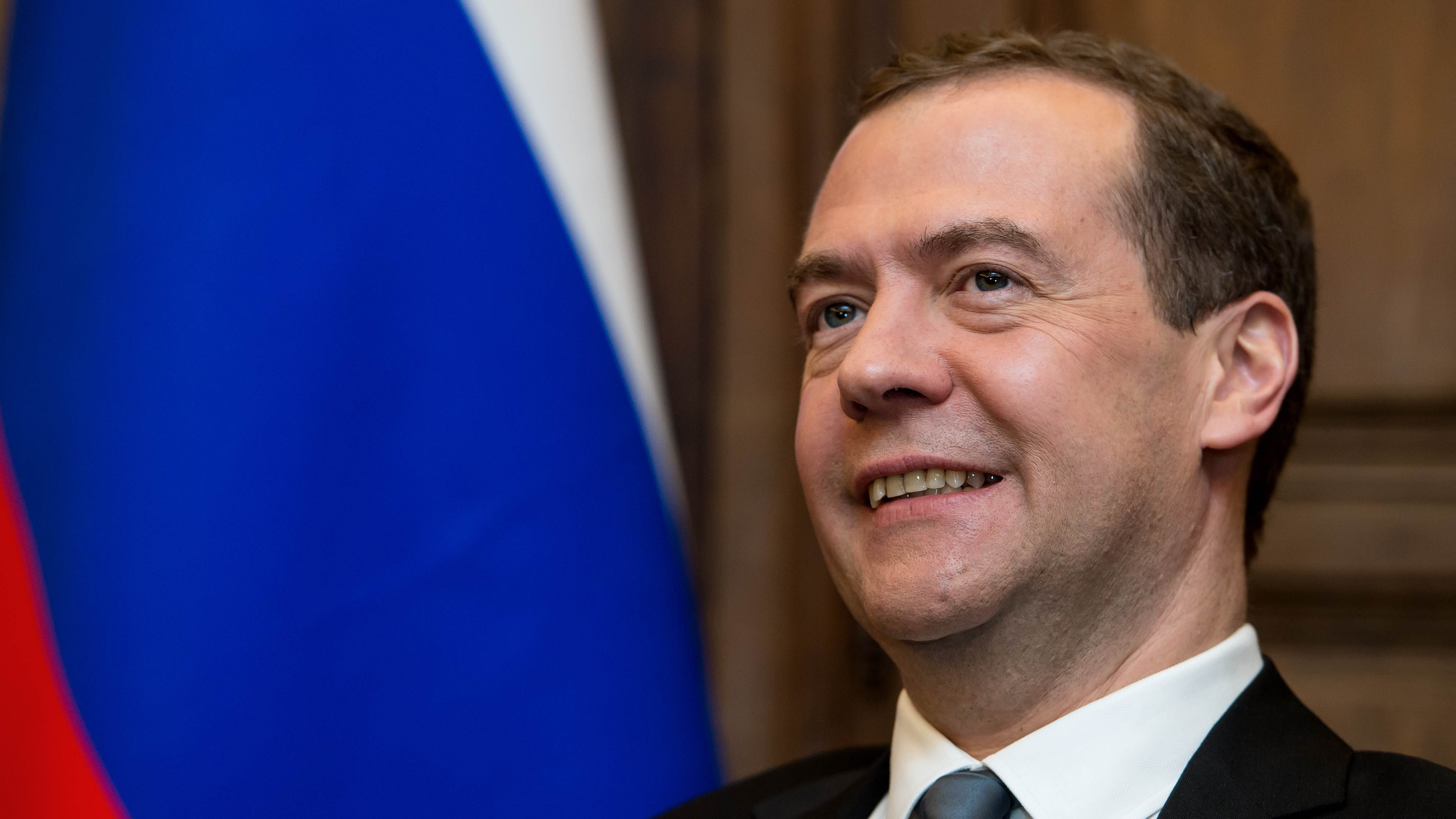 Russian Prime Minister Says 'We Have Slid Back to a New Cold War'