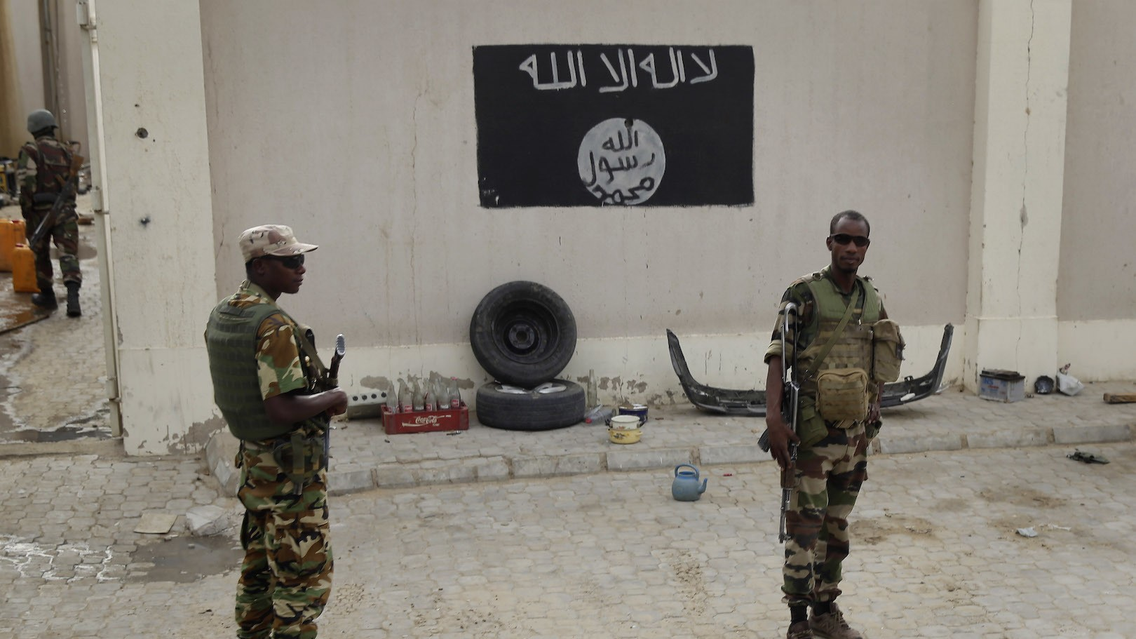Boko Haram Fighters Are Traveling to Somalia for Training, President Says