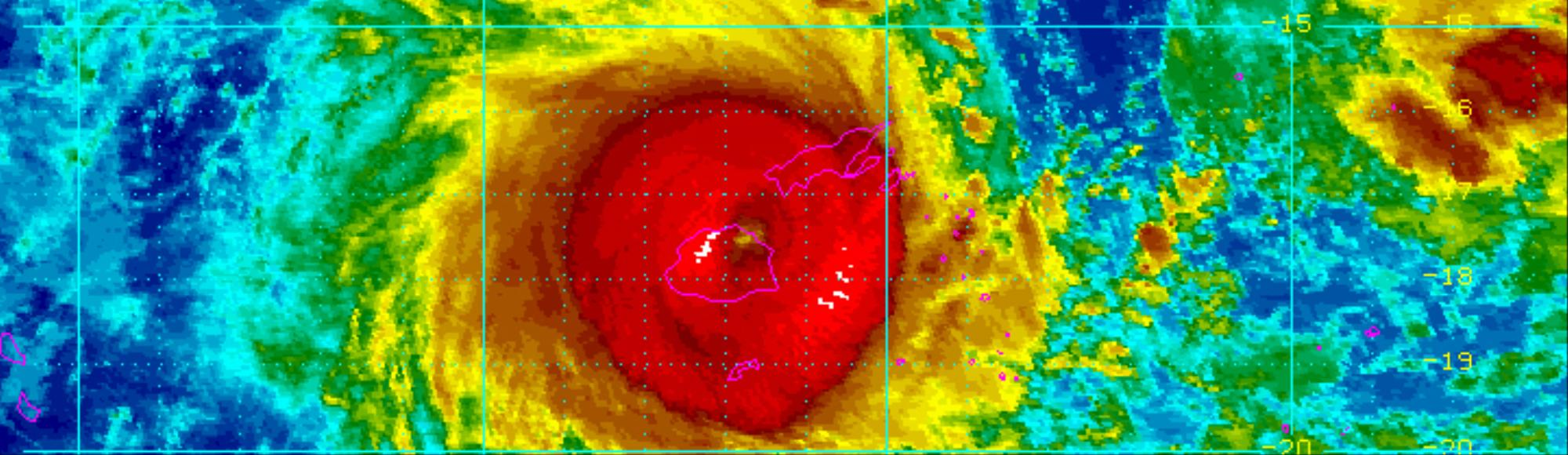 Fiji Just Got Hammered by One of the Most Powerful Tropical Storms Ever Recorded