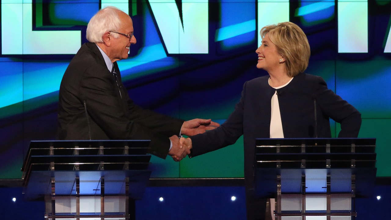 Clinton and Sanders Say They Would Jail Wall Street Bankers — But It May Be Too Late