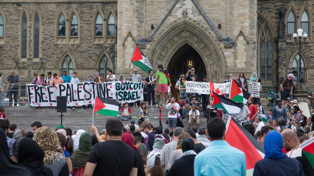 Students Endorsed Boycotting Israel and Got Condemned by the Canadian Government
