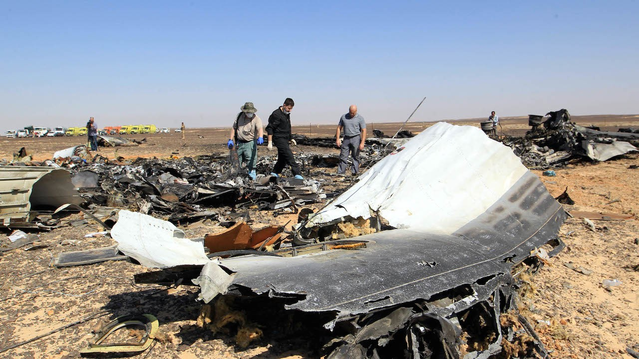 Egypt Finally Comes Clean: Terrorists Downed That Russian Plane