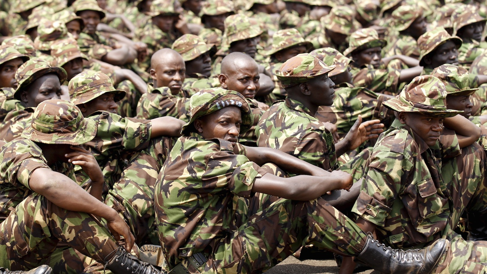 Al Shabaab May Have Killed 200 Kenyan Soldiers in January Attack
