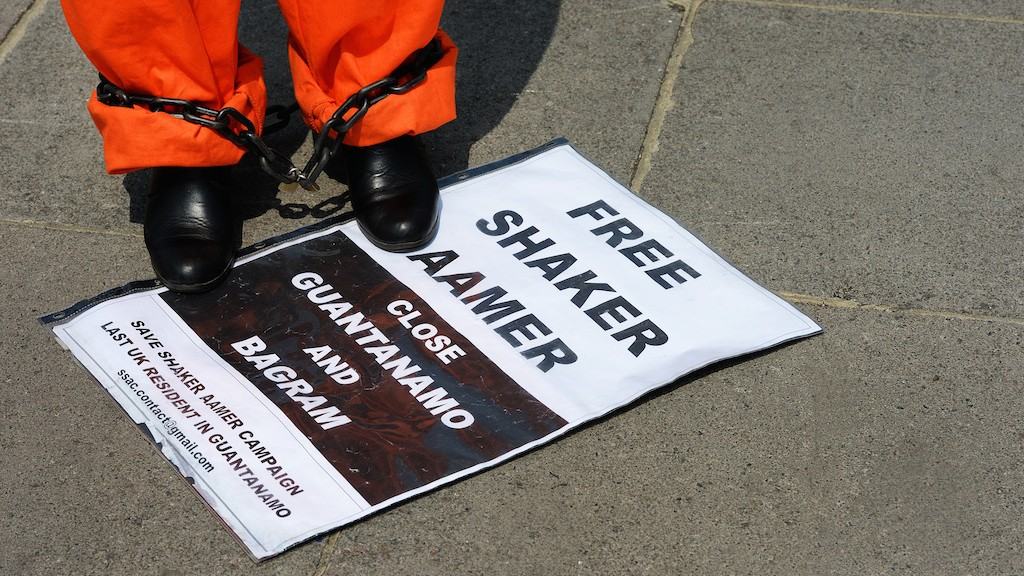 US-UK Row Reopens Over 'Dangerous' Ex-Guantanamo Detainee Shaker Aamer