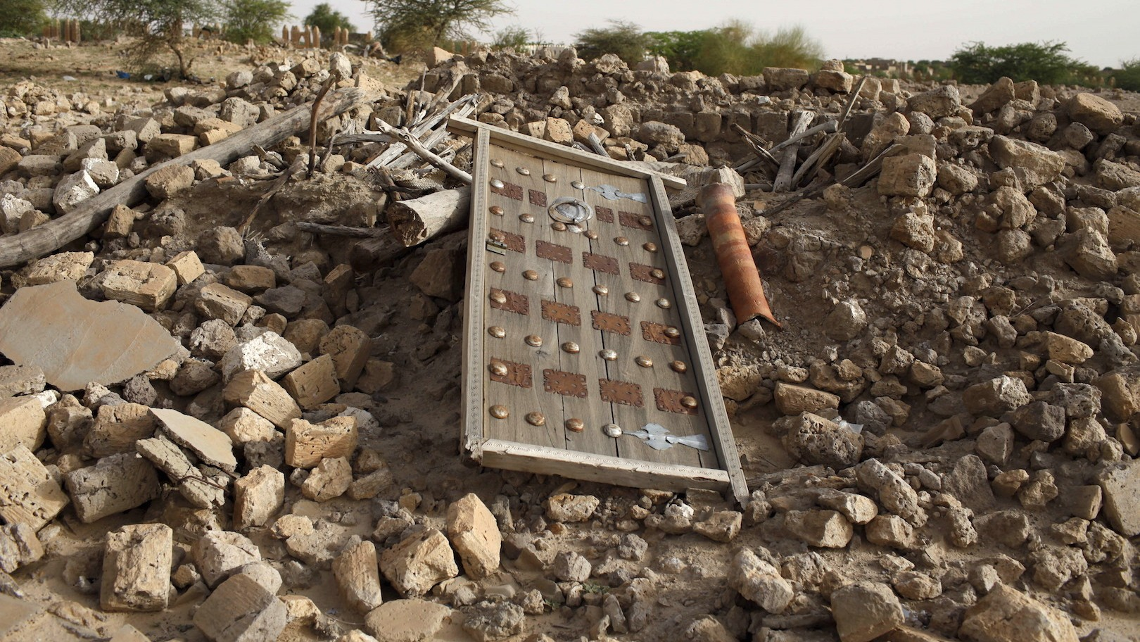 ICC to Decide If Malian Teacher Will Face Charges for Destroying Timbuktu Artifacts