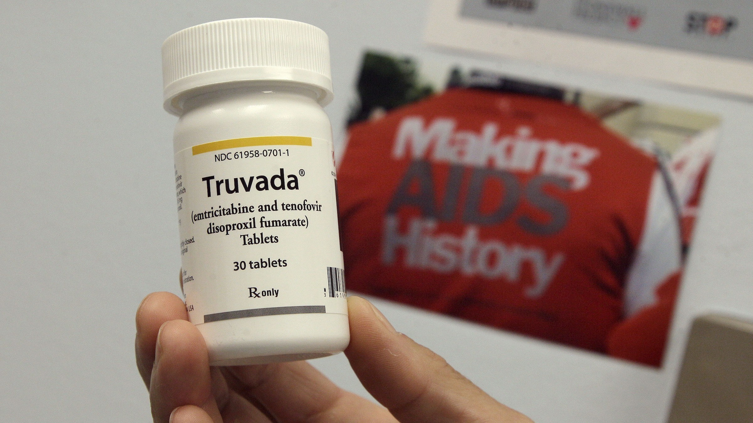 Canada Approves Drug That Stops HIV Transmission, but It's Still Really Expensive