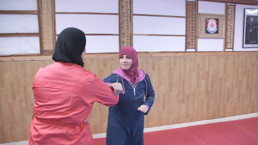 Muslim Women in Canada Are Learning Self-Defense to Counter Islamophobic Harassment