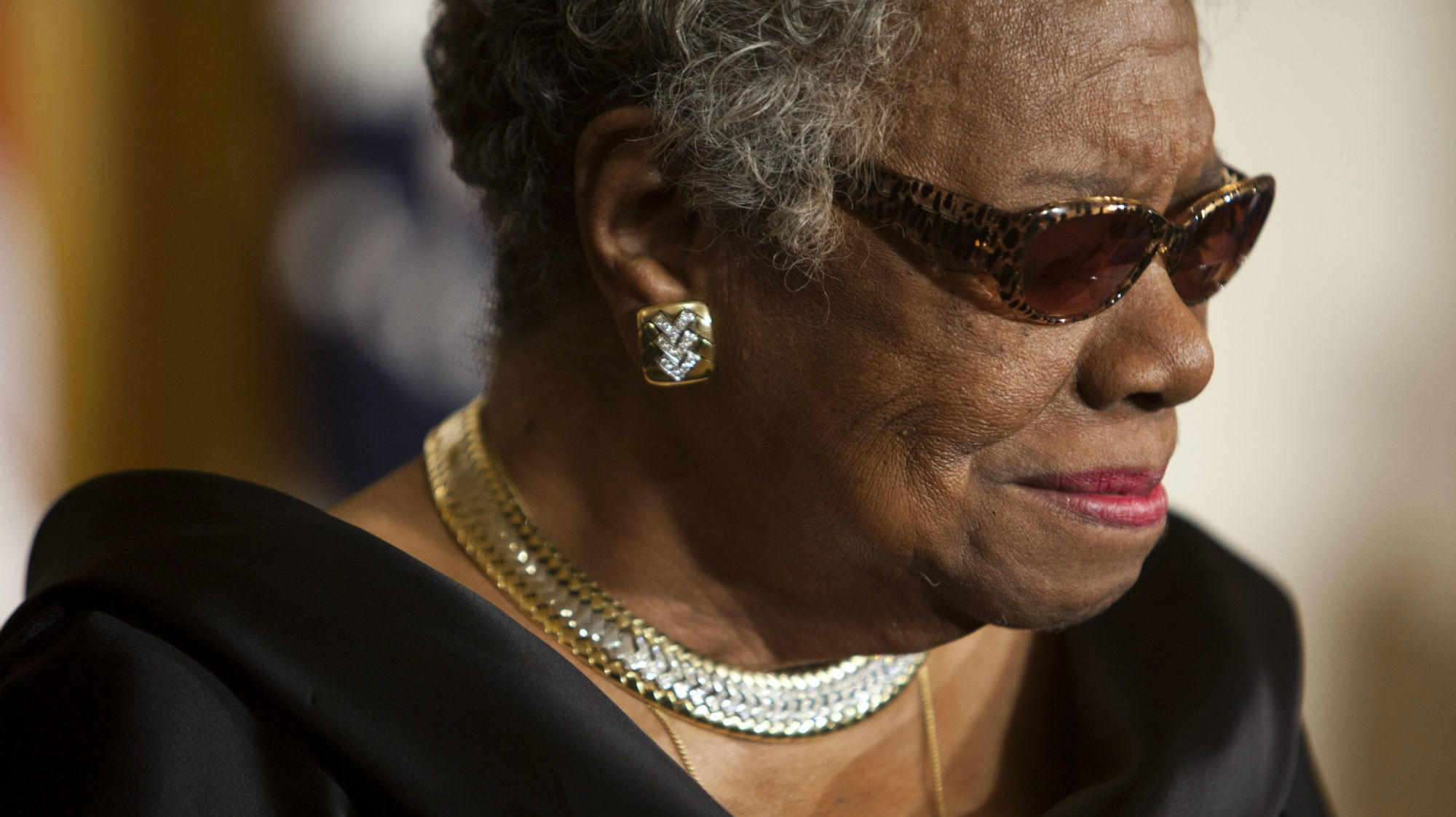 Nine Republicans in Congress Just Voted Against Naming a Post Office After Maya Angelou