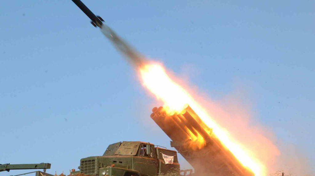 North Korea Responds to UN Sanctions With a Round of Missiles